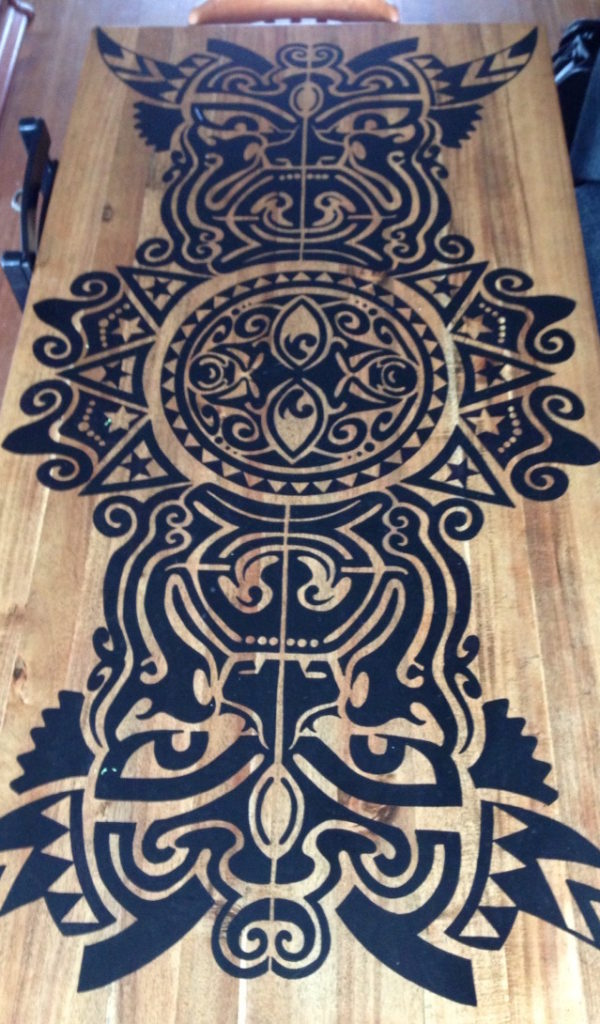 tattoo table